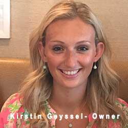 Kirsten Geyssel-Owner