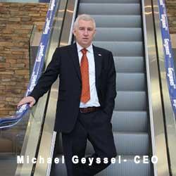 Michael Geyssel - CEO